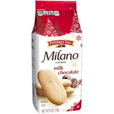 Pepperidge Farm Cookies Milano  6 OZ BAG