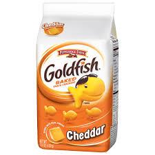 Pepperidge Farm Goldfish Crackers Cheddar Cheese 6.6 OZ BAG