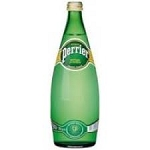 Perrier Sparkling Water - bottle  750 ML