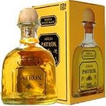 PATRON ANEJO GOLD  750 ML