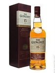GLENLIVET Malt Scotch 15 years old  1 Liter
