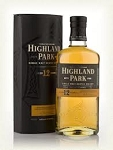 Highland Park 12 year old single malt   750 ml