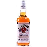 Jim Beam Bourbon Whiskey- 4 year old  1 Litre