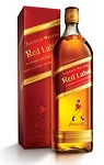 Johnnie Walker Red Label  1 Ltre