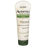 Aveeno Daily Moisturizing Lotion Dry Skin (Fragrance Free) (Tube)  8 OZ PKG