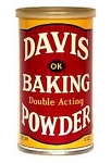 Store Brand Baking Powder  10 oz can
