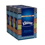 Kleenex Facial Tissue (Colors May Vary) - 1 box