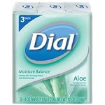 Dial Bath Soap Aloe 3 Pack