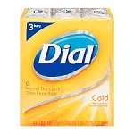 Dial Bath Soap Gold 3 Pack
