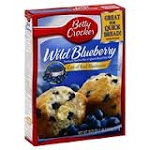 Betty Crocker Mix Blueberry  18.25 oz