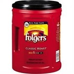 Folgers Coffee 100% Classic Roast  11.5 OZ CAN  11.5 OZ CAN