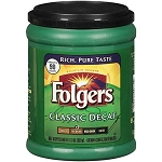 Folgers Coffee Classic Decaffeinated Blend For All Makers (Ground)  11.5 OZ CAN  11.5 OZ CAN