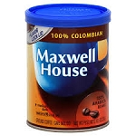 Maxwell House Coffee Colombian Supreme For All Makers (Ground)  11 OZ CAN  11 OZ CAN