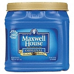 Maxwell House Coffee For All Makers (Ground)  39 OZ CAN  39 OZ CAN