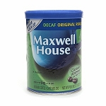 Maxwell House Coffee Naturally Decaffeinated (Ground)  11 OZ CAN  11 OZ CAN