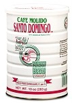 Santa Domingo can coffee  10 oz  10 oz
