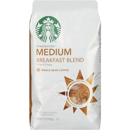 Starbucks Coffee Colombia Narino Supremo Mild Ground 12 OZ BAG 12