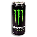 Monster Energy Drink  16 oz can