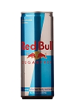 Red Bull Energy Drink Sugar Free  8.3 OZ CAN