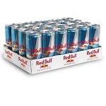 RED BULL- Sugar free  24 Cans