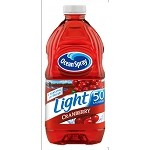 Ocean Spray Juice Cocktail Cranberry Light  64 OZ BTL  64 OZ BTL