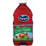 Ocean Spray Juice Drink Cranberry Apple  64 OZ BTL
