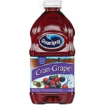 Ocean Spray Juice Drink Cranberry Grape  64 OZ BTL