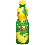ReaLemon Juice Lemon from Concentrate  8OZ SQZ  8OZ SQZ