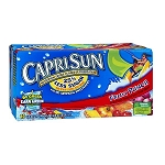 Capri Sun Beverage Fruit Punch - 10 pk  6.75 OZ BOX