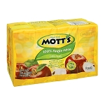 Mott's 100% Juice Apple - 9 ct  6.75 OZ BOX