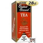 Bigelow Green Tea Bags Constant Comment  28 CT BOX  28 CT BOX