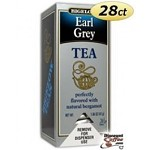 Bigelow Green Tea Bags Earl Grey  28 CT BOX  28 CT BOX