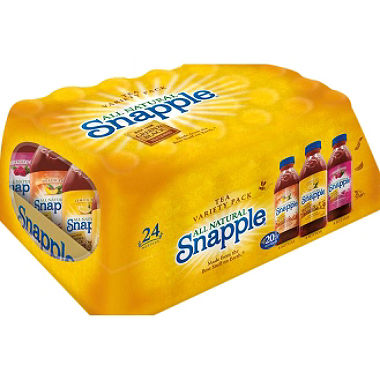 how to make snapple iced tea