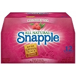 Snapple Iced Tea Raspberry - 24 pk  16 OZ BTL