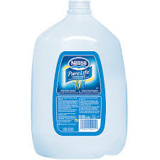 Nestle life   purified water - 1 Gallon  1 Gallon