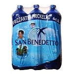 San Bennedetto Spring Water -24 bottles  500ml