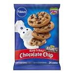 Pillsbury Cookie Dough Chocolate Chip  18 OZ PKG