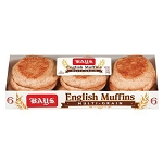 Store Brand English Muffins Multi-Grain - 6 ct  12 OZ PKG