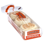 Thomas' English Muffins  6 CT PKG