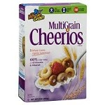 General Mills Cheerios Multigrain  12.8 OZ BOX