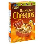 General Mills Honey Nut Cheerios  12.2 OZ BOX