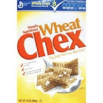 General Mills Wheat Chex  13.8 OZ BOX