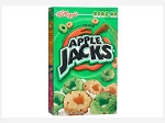 Kellogg's Cereal Apple Jacks  17 OZ BOX