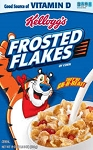 Kellogg's Frosted Flakes  19 OZ BOX