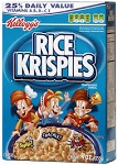 Kellogg's Rice Krispies  9 OZ BOX