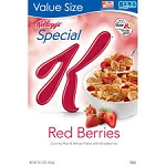 Kellogg's Special K Red Berries  12 OZ BOX