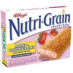 Kellogg's Nutri-Grain Yogurt Bars Strawberry Yogurt - 8 ct  10.4 OZ BOX