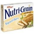 Kellogg's Nutri-Grain Yogurt Bars Vanilla Yogurt - 8 ct  10.4 OZ BOX