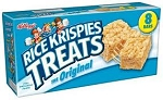 Kellogg's Rice Krispies Treats - 8 ct  6.2 OZ BOX