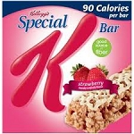Kellogg's Special K Bars Strawberry - 6 ct  4.86 OZ BOX